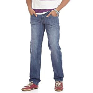 I Jeanswear Mens Regular Fit Core Denim | Size - 34 | Item # 6601230