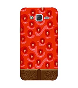 FIXED PRICE Printed Back Cover for Samsung J5