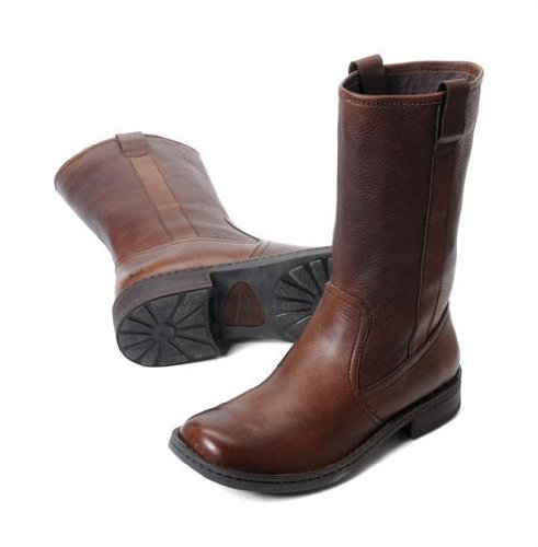 Born Mens George Chocolate - 10.5 D(M) US