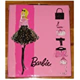 Barbie 50th Anniversary Reproduction Doll Case - Pink