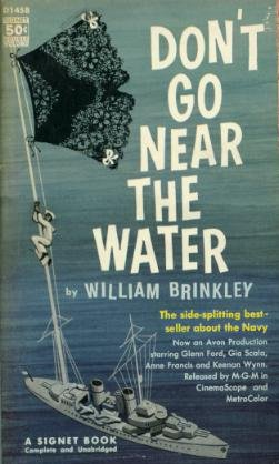 Don'T Go Near The Water by William Brinkley