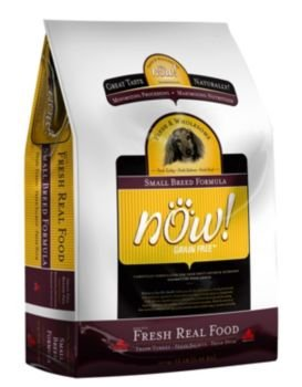 Now! Small Breed Formula Dry Dog Food, 10-Pound Bag