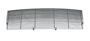 TRex Grilles 20205 Horizontal Aluminum Polished Finish Billet Grille Insert and Overlay for GMC Sierra 1500