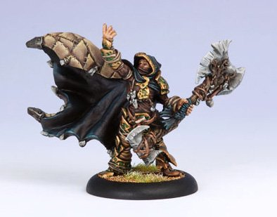 Privateer Press Hordes - Circle - Blackclad Wayfarer Model Kit - 1