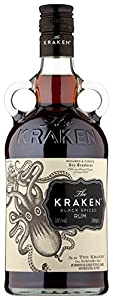 Kraken Black Spiced Rum 70 cl