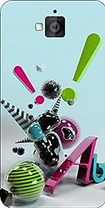 FotoAdda Designer Printed Back Cover for Huawei Honor Hol...