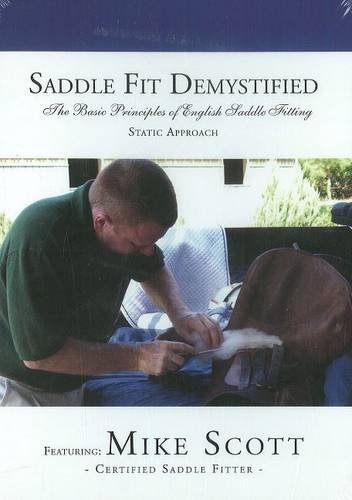 SADDLE FIT DEMYSTIFIED: THE BASIC PRINCIPLES OF ENGLISH SADDLE FITTING: STATIC APPROACH