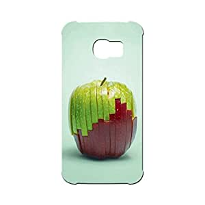 BLUEDIO Designer Printed Back case cover for Samsung Galaxy S6 Edge - G2637