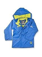 KAMIK Chaqueta Impermeable Rescue Team (Azul Oscuro)