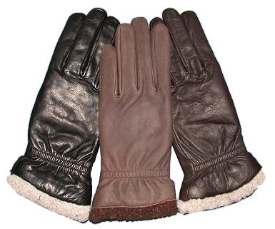 Women's Gloves - Fur coats, Fur coat, Silver Fox, Beaver, Fur