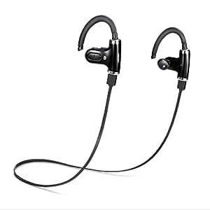 サンワダイレクト Bluetoothヘッドセット 音楽/通話対応 片耳/両耳対応 Bluetooth4.0 400-HS037