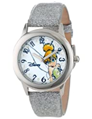 Disney W000993 Stainless Glitter Leather