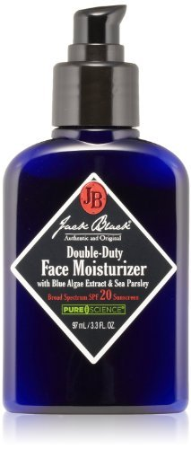 Jack Black Double-Duty Face Moisturizer SPF 20, 3.3 fl. oz. (Edelweiss Extract compare prices)