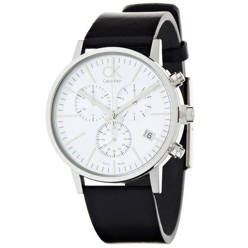 Calvin Klein Men's CK7627120 Post Minimal Chronograph Watch