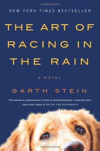The Art of Racing in the Rain  A Novel, Garth Stein