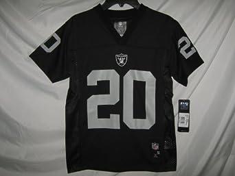 Darren McFadden Oakland Raiders Black NFL Youth 2013-14 Season Mid-tier Jersey by OuterStuff