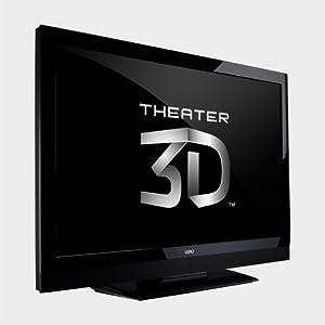 VIZIO E3D-VX Class Theater 3D LCD HDTV