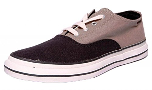 Converse-Unisex-111304-Black-Grey-Canvas-Casual-Shoes