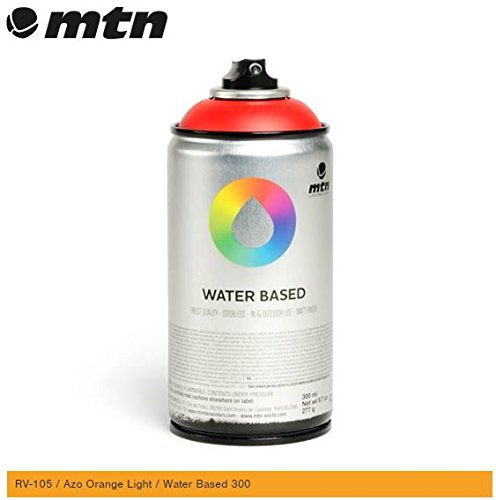 mtn-azo-orange-light-rv-105-300ml-water-based-spray-paint