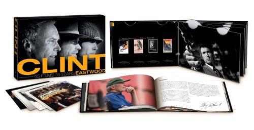 クリント・イーストウッド ワーナー35周年記念 35枚組BOX [DVD]