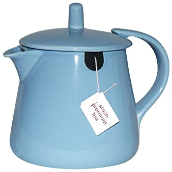 Tea Bag Teapot 12 oz Sky