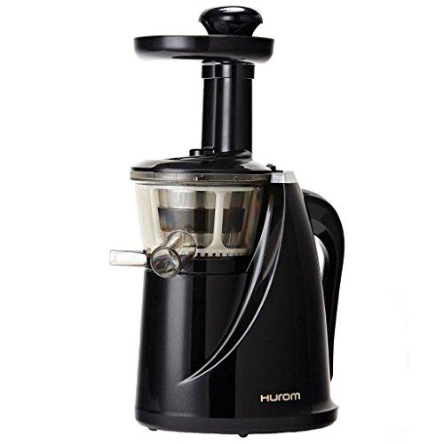Hurom Slow Juicer Black (HU-100 Series) (Certified Refurbished)
