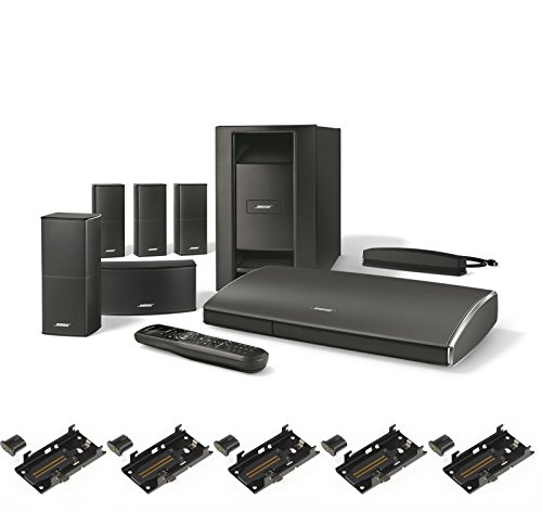 video review bose lifestyle soundtouch 525 entertainment system 5 slideconnect wb 50 black. Black Bedroom Furniture Sets. Home Design Ideas