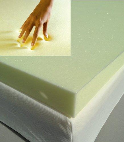 bodymould 3 small double 4ft memory foam mattress topper. Black Bedroom Furniture Sets. Home Design Ideas