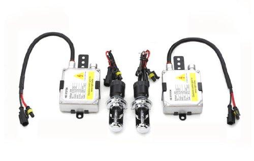 zenex hid conversion kit h13 9008 3000k hi lo dual xenon
