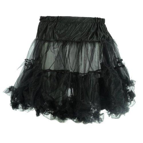 Vixxsin Damen Unterrock – Mini Petticoat Schwarz günstig bestellen