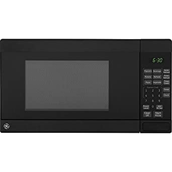 Amazon.com: GE JE740DRBB 0.7 cu. ft. Countertop Microwave Oven 700