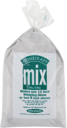 Midwest Products Premium Stepping Stone Cement Mix, 7-Pounds (Plaster Mix compare prices)