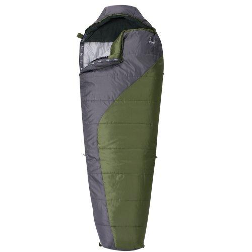 Slumberjack Lone Pine 20 Degree Regular Right Hand Zip Sleeping Bag