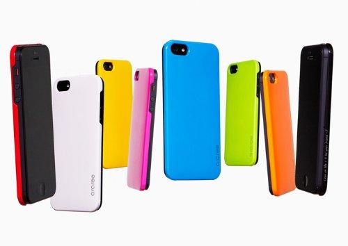 Amazon.co.jp: ICカードケース『half for iPhone5』 ホワイト: 家電・カメラ