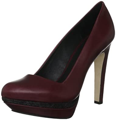 Diesel Women's Melrose Ashly Black Platforms Heels ...