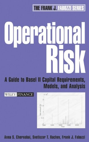 Operational Risk: A Guide to Basel II Capital Requirements, Models, and Analysis (Frank J. Fabozzi Series)