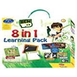 Sterling Ben 10 8 In 1 Fun & Game Pack