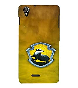 EPICCASE Yellow skunk Mobile Back Case Cover For Lava Iris X800 / Lava Iris X800 (Designer Case)