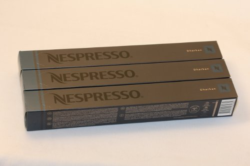 Order 30 Dharkan Nespresso Capsules Espresso Lungo Nestle from Nestlé