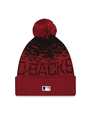 MLB Arizona Diamondbacks Headwear, Brick/Black, One Size