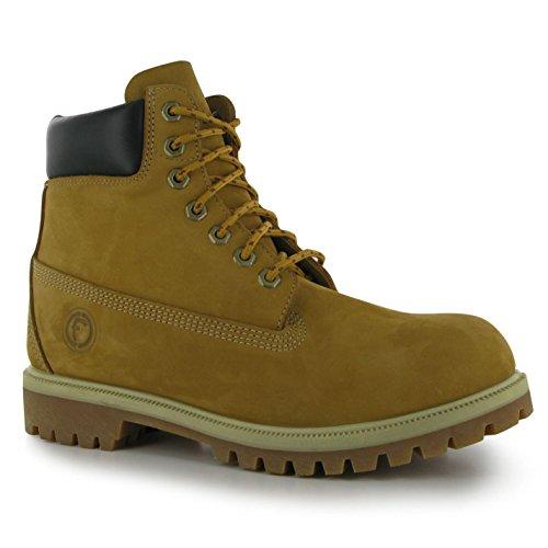 Firetrap Mens 6Inch Boot, Uomo, Wheat, 12 UK