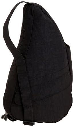 Ameribag Classic Distressed Nylon Healthy Back Bag Tote