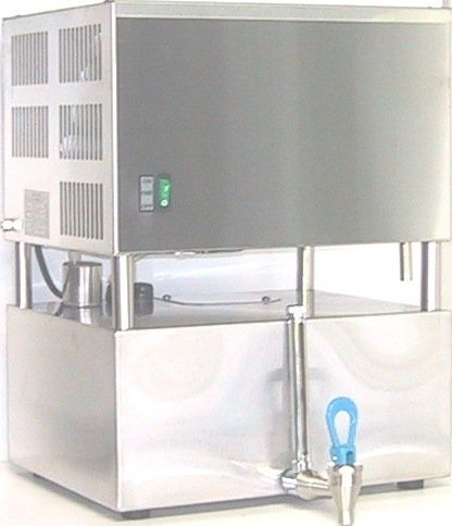 Most Economical Automatic Water Distiller makes 5 Gals/Day with 4 Gal. Reserve (Precision Water Distiller compare prices)