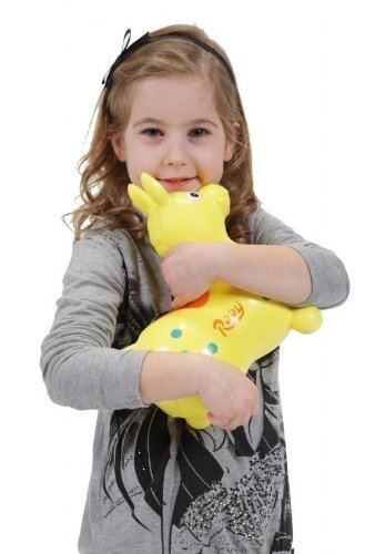 Cavallo Rody Jr. Light Yellow