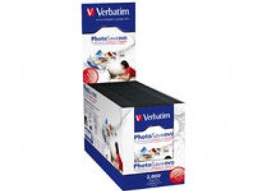 Verbatim PhotoSave DVD - DVD-R - 4.7 GB 8x - DVD-Videobox - Speichermedium