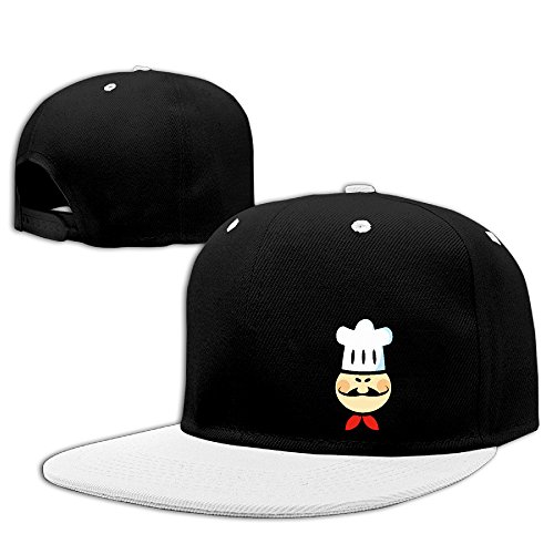 unisex-lunacp-chef-chefs-cook-cooking-food-cartoon-funny-baseball-caps-white-one-size