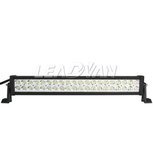 """24"""" Off-Road Led Light Bar - 120W Driving Light Work Light Bar Waterproof Spot Beam Long Distance Lighting"""