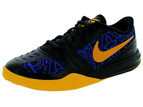 Nike Kids Kb Mentality (GS) Prsn Violet/Unvrsty Gld/Blck Basketball Shoe 6 Kids US (Kobe Shoes Kids compare prices)