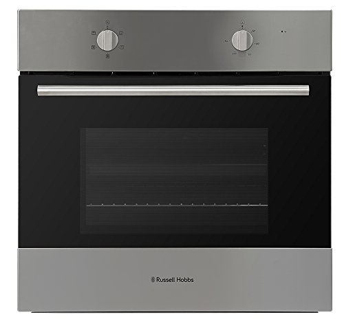 Russell Hobbs Built-In 65L Stainless steel Electric Fan Oven,RHFEO6502SS