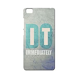BLUEDIO Designer Printed Back case cover for Coolpad Note 3 - G1242